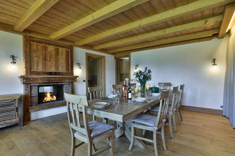 Chalet Amandine | Interior
